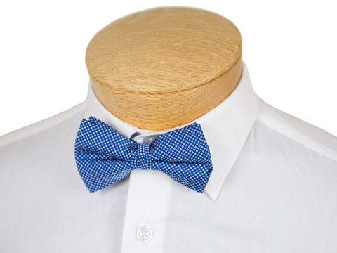 Lauren Ralph Lauren Boy's Bow Tie 27967 Blue Neat Boys Bow Tie Lauren
