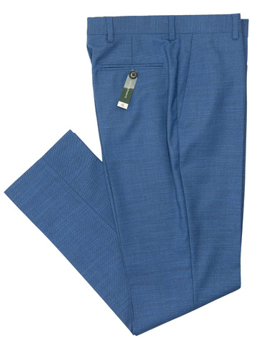 Lauren Ralph Lauren 28084P Boy's Suit Separate Pant - Sharkskin-Blue Boys Suit Separate Pant Lauren Ralph Lauren