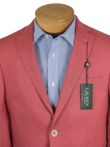 Lauren Ralph Lauren 28312 Boy's Jacket Separate- Linen -Nantucket Red