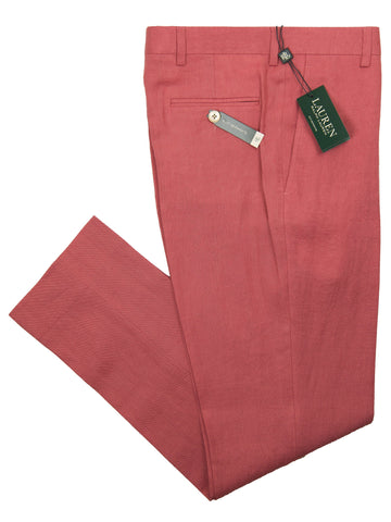 Lauren Ralph Lauren 28312P Boy's Dress Pant Separate- Linen -Nantucket Red Boys Suit Separate Pant Lauren
