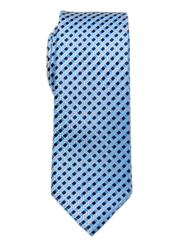 ScottyZ 29139 Boy's Tie-Neat-Blue