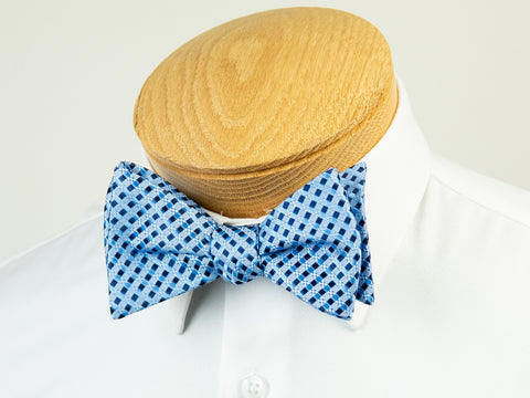ScottyZ 29226 Boy's Bow Tie- Neat- Blue
