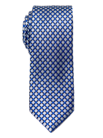 Heritage House 29634 Boy's Tie - Neat - Blue