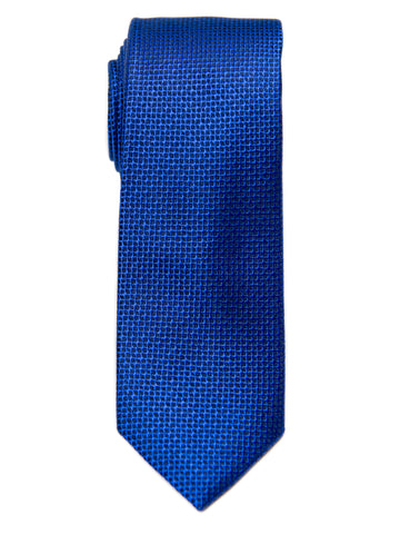 Heritage House 29636 Boy's Tie - Neat - Blue