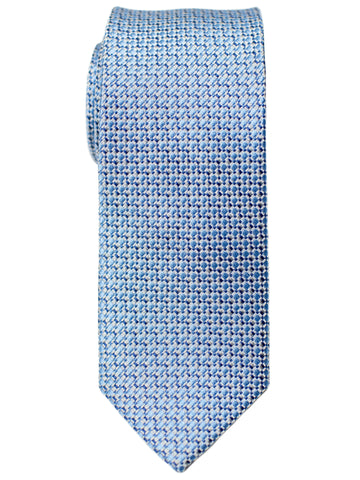 Heritage House 30725 Boy's Tie - Neat - Blue