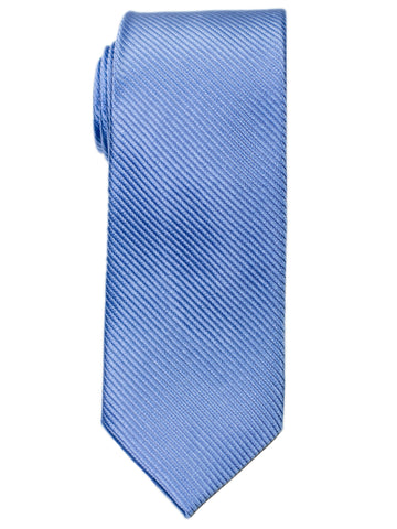 Heritage House 30753 - Boy's Tie - Diagonal Tonal Weave - Blue