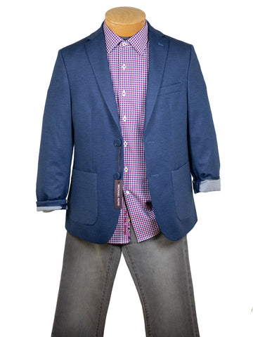 Image of Michael Kors 30803 Boy's Sport Coat - Double Faced - Blue