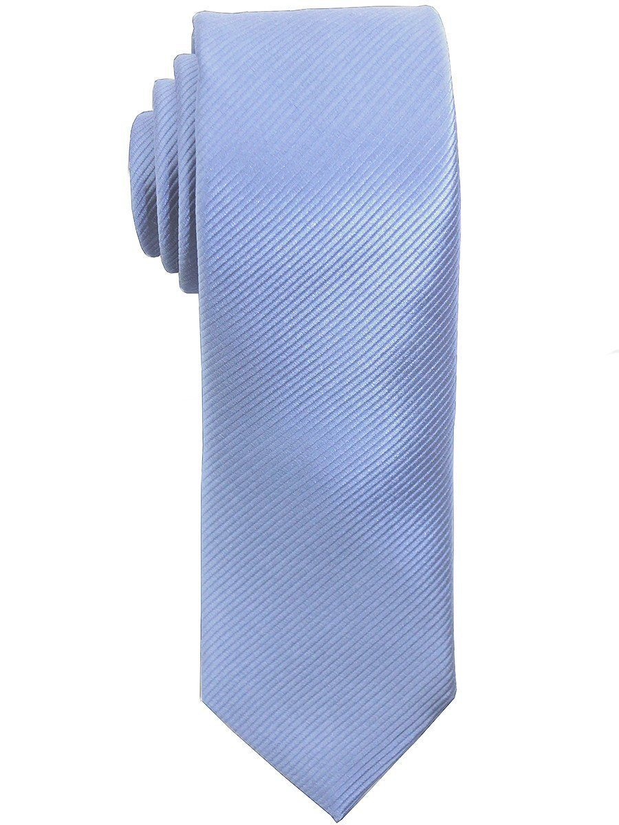 Heritage House 3758 100% Woven Silk Boy's Tie - Tonal Stripe - Blue(3) Boys Tie Heritage House