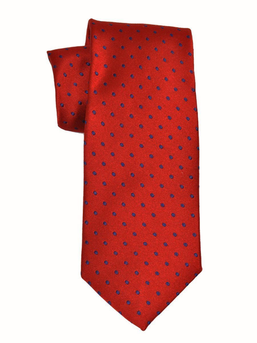 Boy's Tie 3800 Red/Navy Boys Tie Heritage House