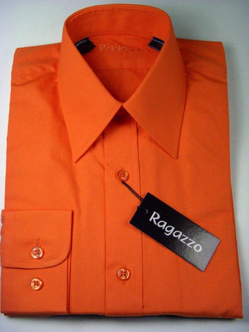 Boy's Dress Shirt 7439 Mango Boys Dress Shirt Ragazzo