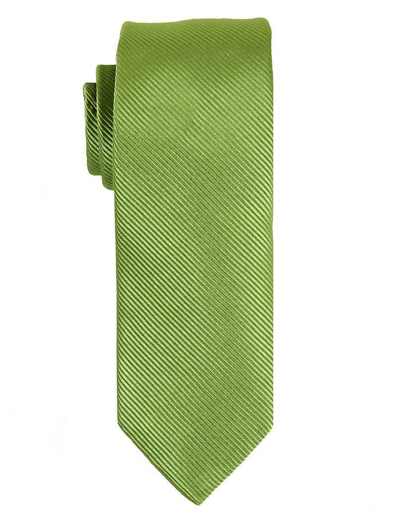 Heritage House 8613 100% Woven Silk Boy's Tie - Tonal Stripe - Apple(13) Boys Tie Heritage House