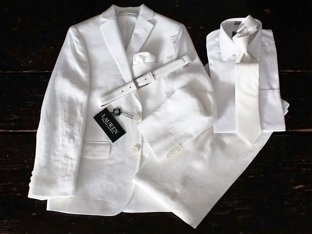 Complete Linen Outfit 21740