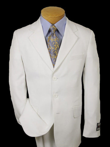 Image of Boy's Suit Separates Jacket 3883 White Boys Suit Separate Jacket Europa