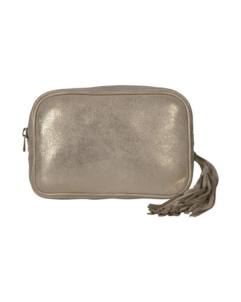 Cassandra Belt Bag - Gold