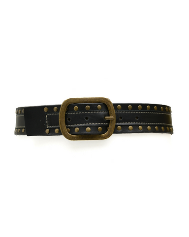 Selmi Belt - Gold Mosaic