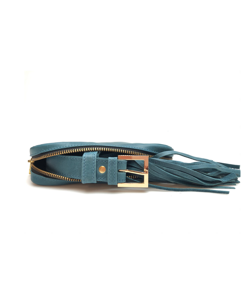 Cassandra Belt Bag - Teal