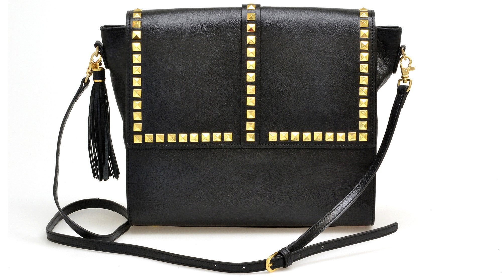Fausta Handbag Black