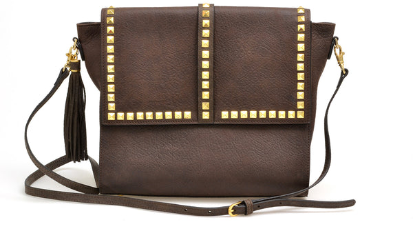 Fausta Handbag Chocolate