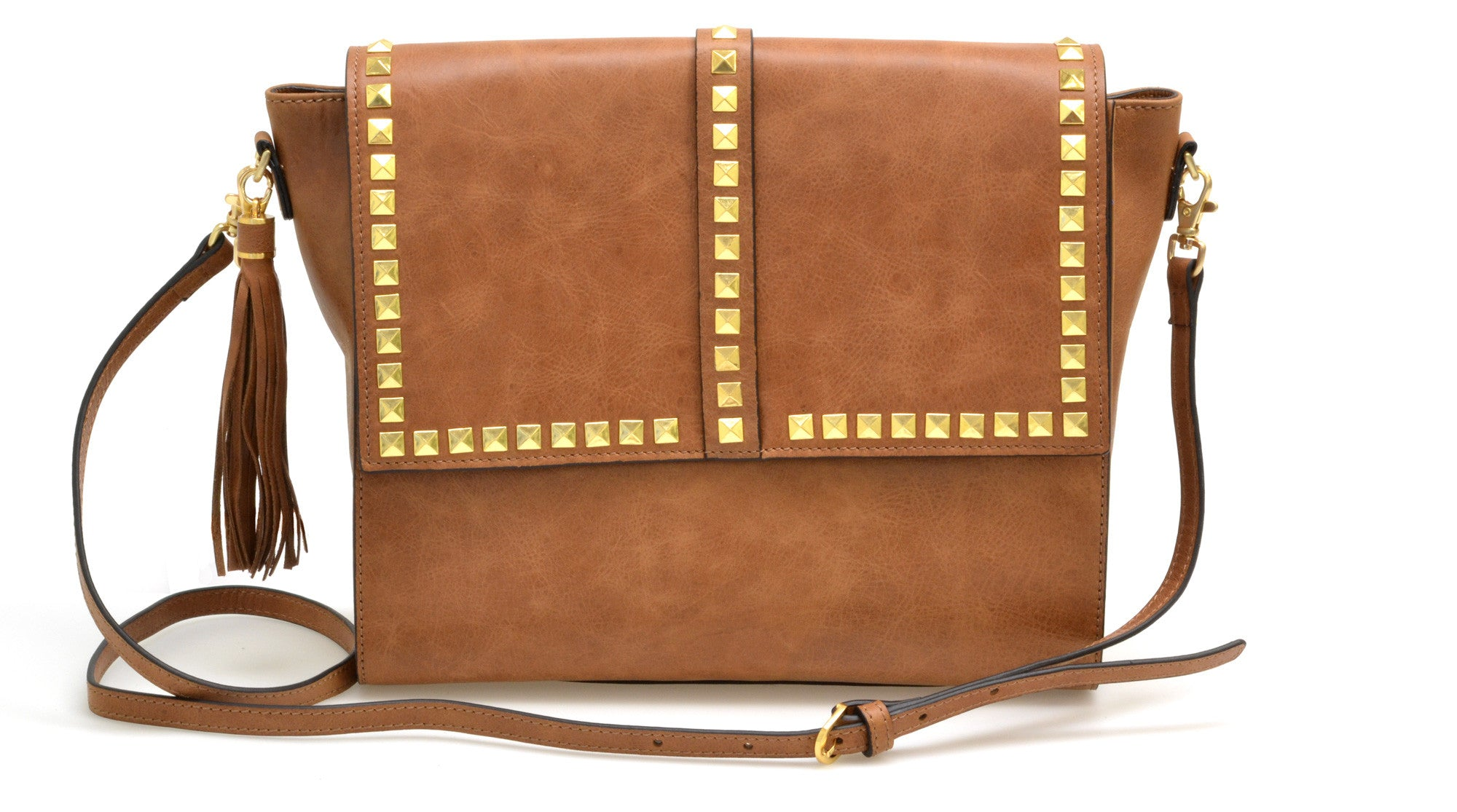 Fausta Handbag Tan