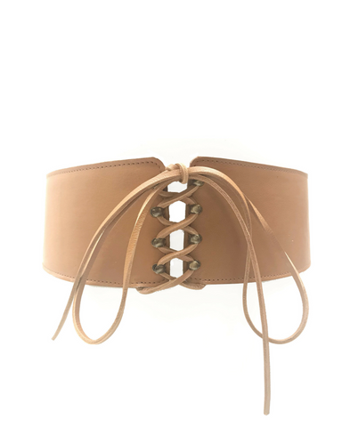 Wrap Belt - Truffle