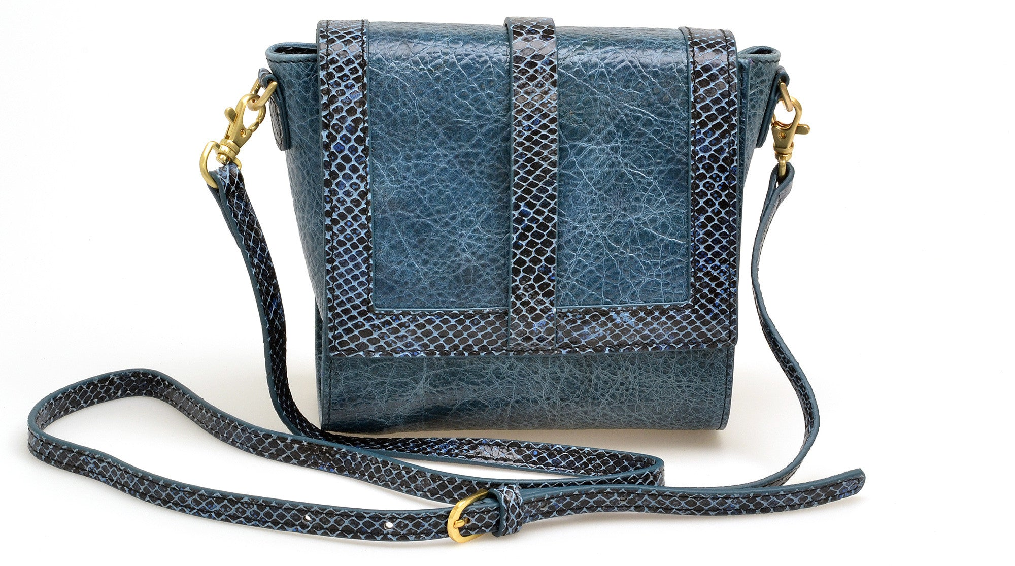 Frida Handbag Cobalt Blue
