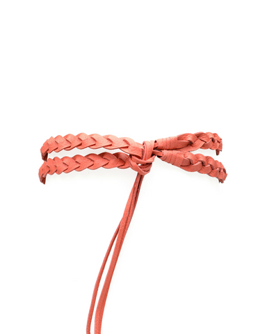 Charly - Textured Coral