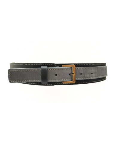 Victoria Belt - Black Grey