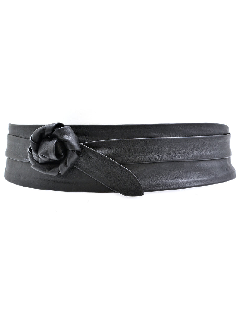Wrap Belt - Black