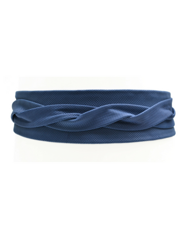 Wrap Belt - Indigo Perfored