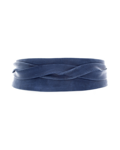 Wrap Belt - Indigo