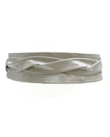 Wrap Belt - Grey