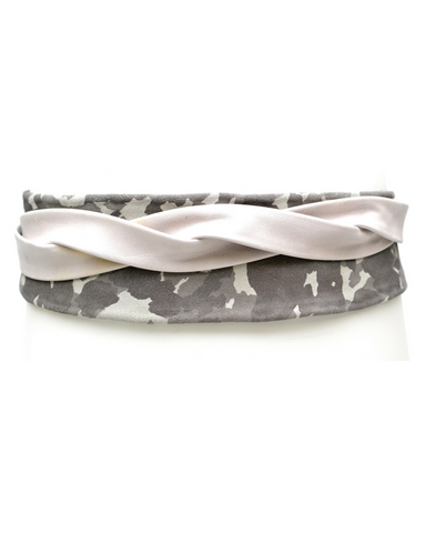 Wrap Belt - Camo Cement