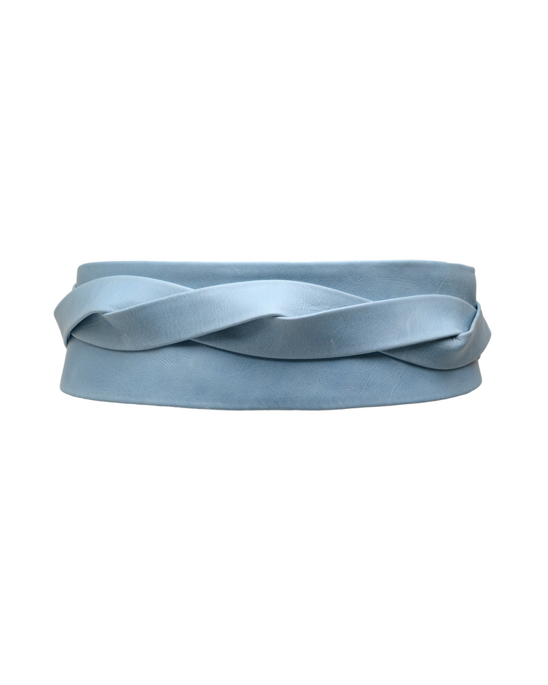 Wrap Belt - Chambray