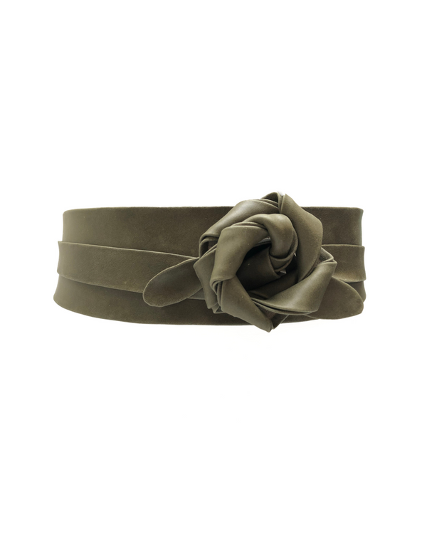 Wrap Belt - Chive
