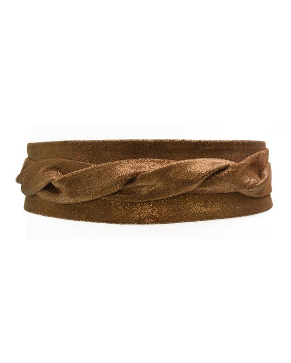 Wrap Belt - Bronze