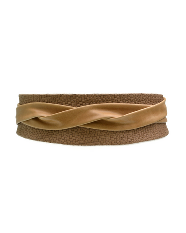 Wrap Belt - Burgundy