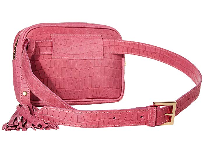 Cassandra Belt Bag - Fuchsia