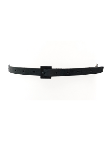 Skinny Wrap Belt Electric Blue