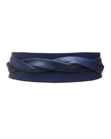 Wrap Belt -  Electric Blue