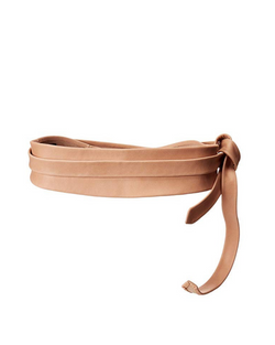 Wrap Belt - Rose Texas