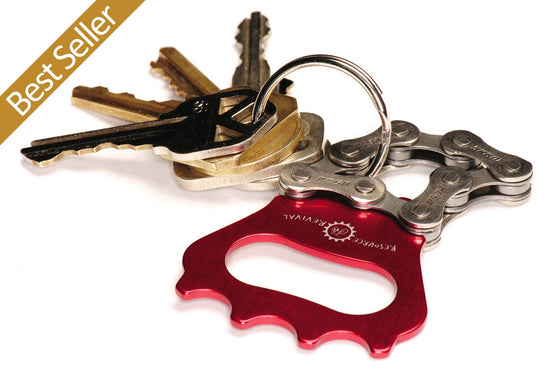 Resource Revival Bottle Opener Keychain - our best seller
