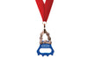 Resource Revival Bottle Opener Medal - interesting, reusable medals will delight your riders
