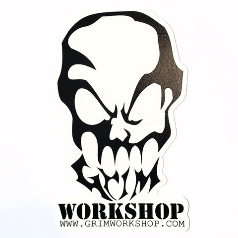 Grim Skull Sticker-edc-wilderness-urban-bugoutbag-survivalcard-kit-creditcardtool-Grimworkshop