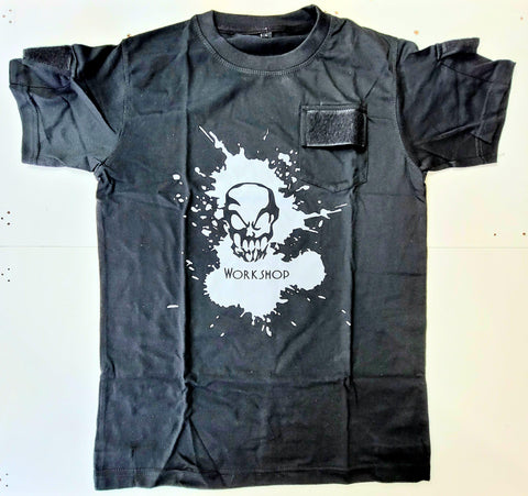Grim Tactical Tee with 7 Pockets-edc-wilderness-urban-bugoutbag-survivalcard-kit-creditcardtool-Grimworkshop