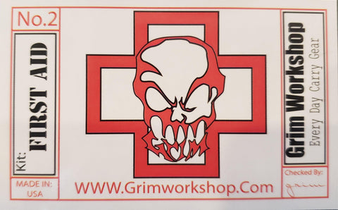 Grim Tin First Aid Kit Sticker-edc-wilderness-urban-bugoutbag-survivalcard-kit-creditcardtool-Grimworkshop