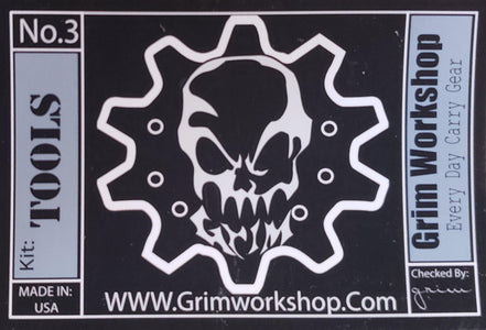 Grim Tin Tool Kit Sticker-edc-wilderness-urban-bugoutbag-survivalcard-kit-creditcardtool-Grimworkshop