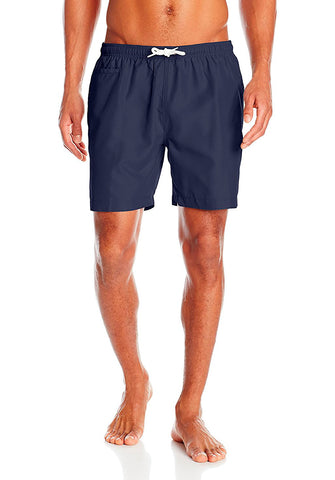 San O Short in Solid Navy - Front | Trunks Surf & Swim Co.| Kallone