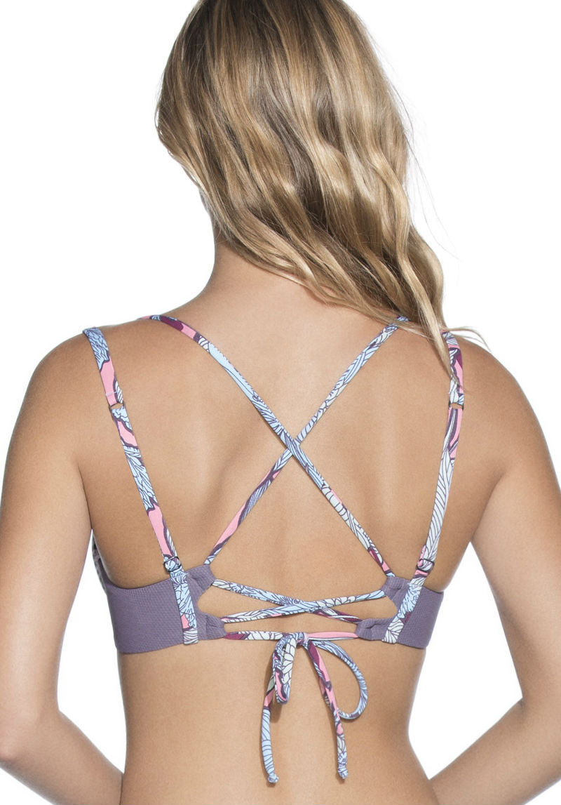 Colors And Songs Top - Back | Seafolly | Kallone Intimi