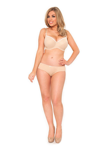 Curvy Kate Daily Boost Bra in Nude | Kallon̩ Intimi