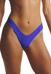 Harper Bottom in Eectric - Front | Cheeks Swimwear | Kallone Intimi